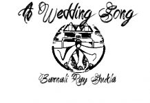 A Wedding Song by Barnali Ray Shukla