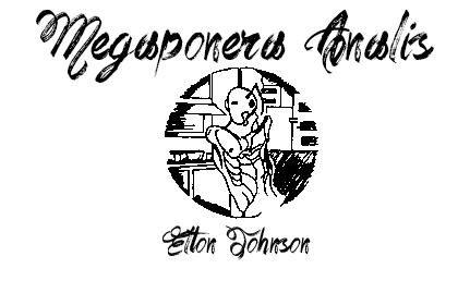Megapolia Analis by Elton Johnson