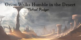 Orion Walks Humble in the Desert - Volume 2 - Dream