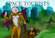 Elena Scialtiel_ Space Tourists