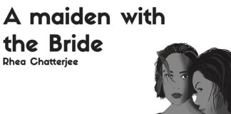 A Maiden with The Bride Cover