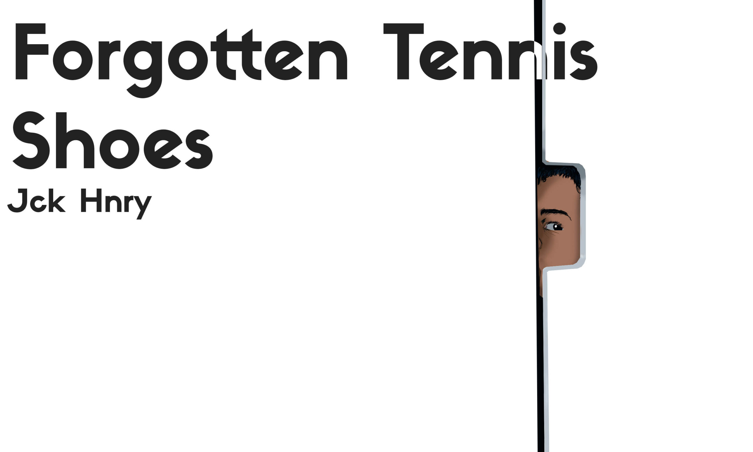 forgotten tennis shoes cover