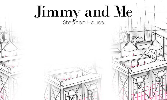 Jimmy and Me Cover