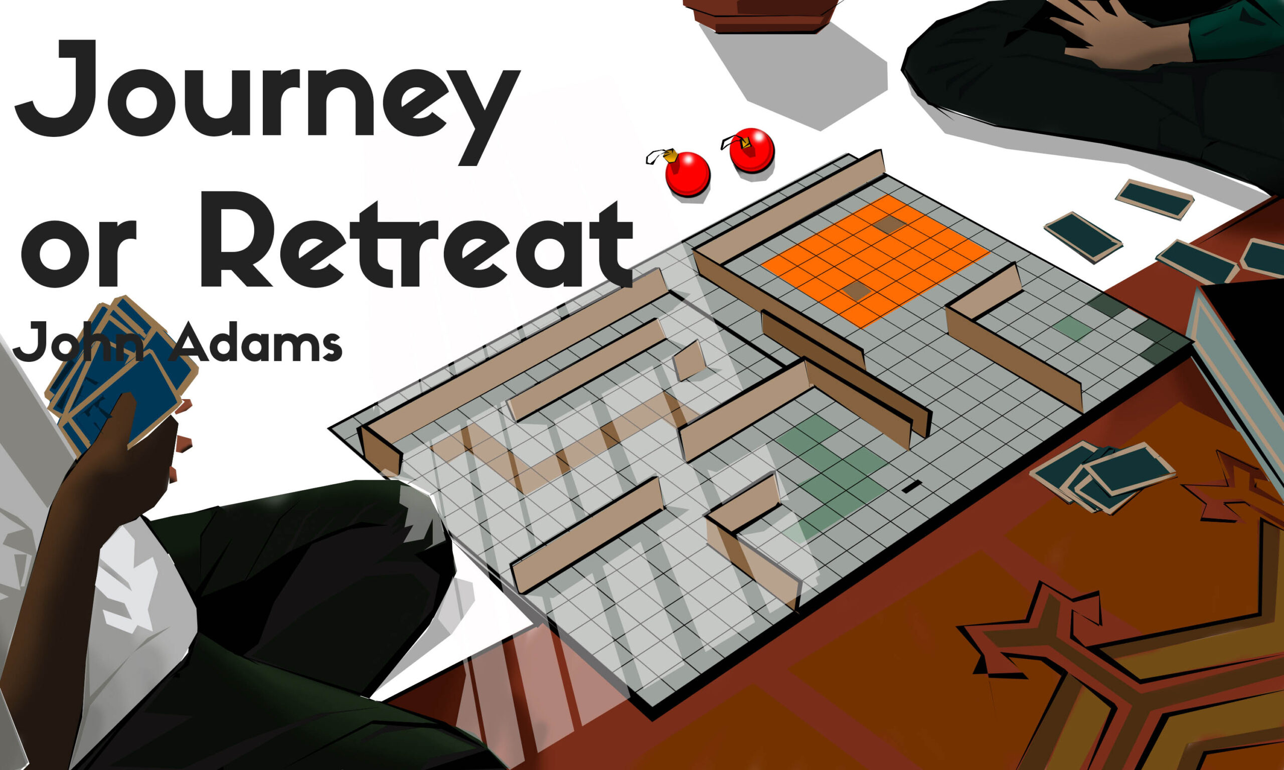 Journey or Retreat Cover