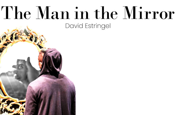 The Man in the Mirror Cover